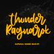 Thunder Ragnarok - GraphicRiver Item for Sale