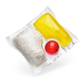 Dishwasher detergent tablet isolated on white background. - PhotoDune Item for Sale