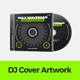DJ Music Cover Artwork Template for CD / Digital Releases - GraphicRiver Item for Sale