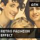 Hi-Fashion Series::Retro Fashion Effect - GraphicRiver Item for Sale