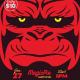 Gorilla Indie Rock Flyer - GraphicRiver Item for Sale