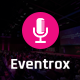 Eventrox - Conference and Event HTML Template - ThemeForest Item for Sale