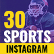 Sport Promo Instagram Stories - VideoHive Item for Sale
