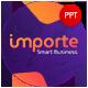 Importe Smart Business Presentation Template - GraphicRiver Item for Sale