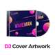 DJ Mix / Podcast CD Cover Artwork Template - GraphicRiver Item for Sale