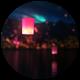 Sky Lanterns Logo - VideoHive Item for Sale