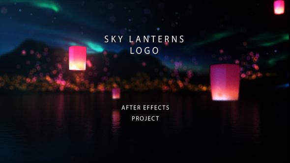 Sky Lanterns Logo