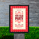 Christmas & New Year Party Poster - GraphicRiver Item for Sale