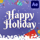Christmas Greetings Slideshow | After Effects - VideoHive Item for Sale