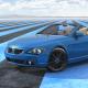 Track Day Car Render Setup for Cinema 4D - 3DOcean Item for Sale
