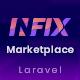 InfixHub - Ultimate Digital Marketplace - CodeCanyon Item for Sale
