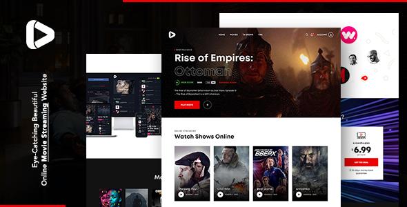 Digiflex   Online Movie Streaming WordPress Theme