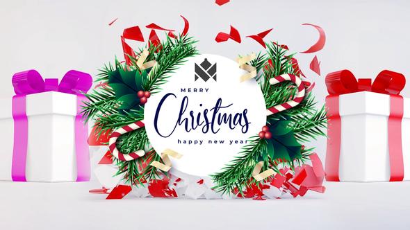 Christmas Gift Box Reveal