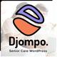 Djompo   Senior Care WordPress Theme - ThemeForest Item for Sale