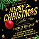 Merry Christmas Celebration - GraphicRiver Item for Sale