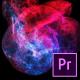 Revolving Smoke Logo Reveal - Premiere Pro - VideoHive Item for Sale