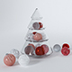Glass decoration and Christmas balls - 3DOcean Item for Sale