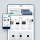 Megan - Aesthetic Ecommerce Web App UI Kit - GraphicRiver Item for Sale