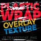 Plastic Wrap Overlay Texture - GraphicRiver Item for Sale