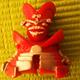 Evil Laugh Wind-Up Toy