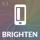 Brighten Mobile - ThemeForest Item for Sale