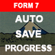 Contact Form 7 Auto Save Progress - CodeCanyon Item for Sale