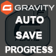 Gravity Forms Auto Save Progress - CodeCanyon Item for Sale