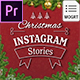 Christmas Instagram Stories for Premiere Pro - VideoHive Item for Sale