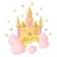 Illustration Princess Castle - GraphicRiver Item for Sale