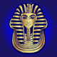 King Tutankhamun Mask Ancient Egyptian Pharaoh - GraphicRiver Item for Sale