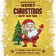 Christmas New Year Flyer - GraphicRiver Item for Sale