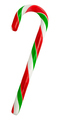 Isolated Candy Cane - PhotoDune Item for Sale