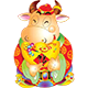 Great Happy Holiday Chinese New Year