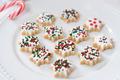 Christmas snowflake cookies - PhotoDune Item for Sale