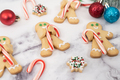 Assorted Christmas butter cookies - PhotoDune Item for Sale