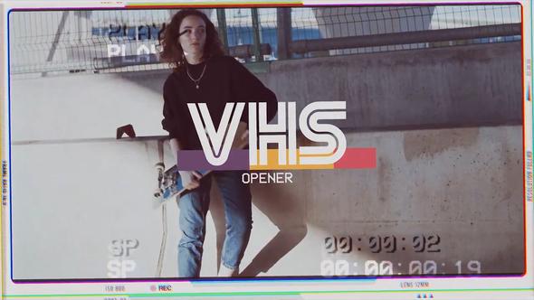 VHS Opener