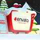 Christmas Tv Channel Logo - VideoHive Item for Sale