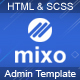 Mixo -   HTML Dashboard Template - ThemeForest Item for Sale
