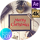Gold Christmas Slideshow - VideoHive Item for Sale