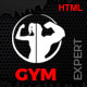 Gym Expert    Fitness & Gym HTML Template - ThemeForest Item for Sale