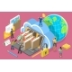 3D Isometric Flat Vector Conceptual Illustration - GraphicRiver Item for Sale