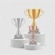 Trophy Podium - GraphicRiver Item for Sale