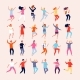 Dancing People - GraphicRiver Item for Sale