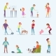 Animal Owners - GraphicRiver Item for Sale