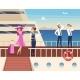 Captain Sea Ship - GraphicRiver Item for Sale