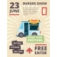 Food Truck Poster - GraphicRiver Item for Sale