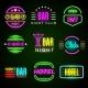 Hotel Neon - GraphicRiver Item for Sale