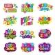 Playroom Logo - GraphicRiver Item for Sale