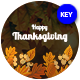 Happy Thanksgiving Keynote Template - GraphicRiver Item for Sale