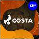 Costa Autumn Season Keynote Template - GraphicRiver Item for Sale